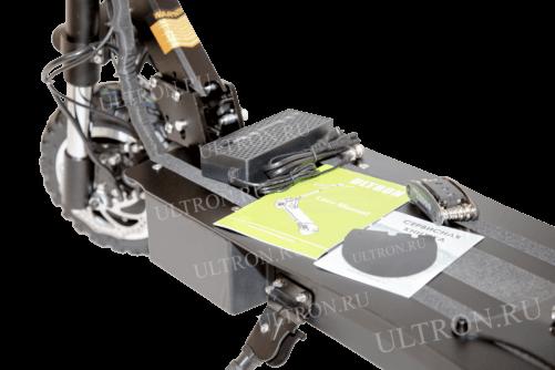 Электросамокат ULTRON T118 3200W (60V/30AH) v. 2020