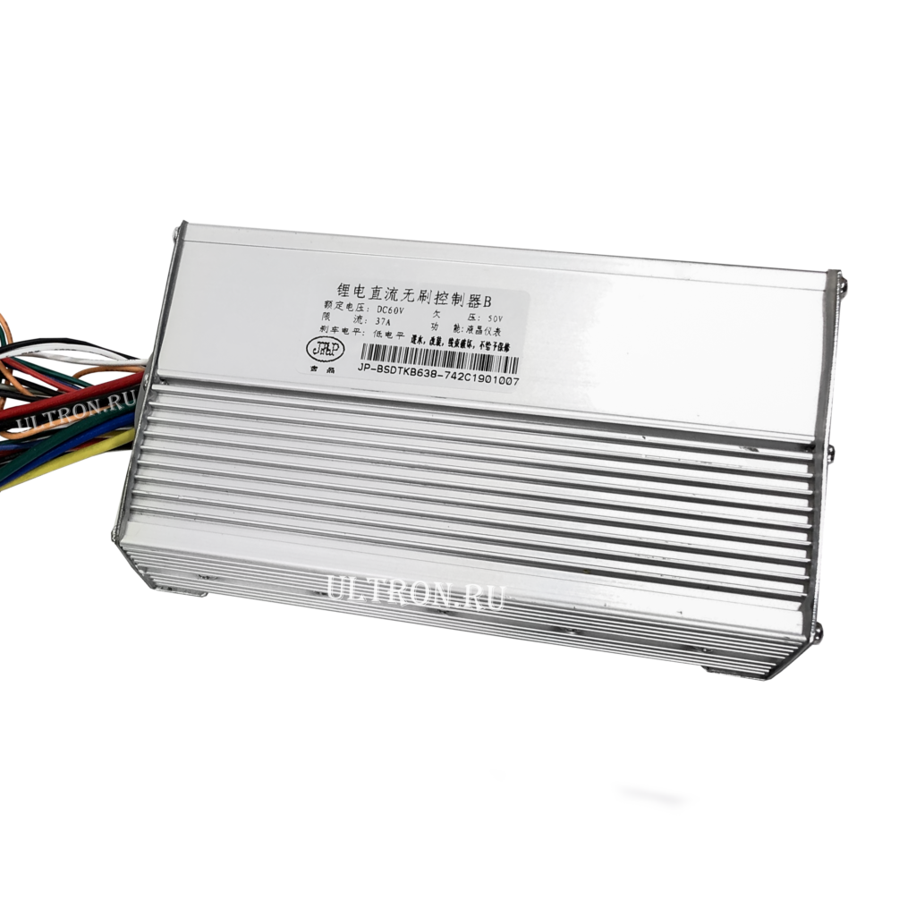 Контроллер 60V/37A для T108, T118, T128 до 2020г.