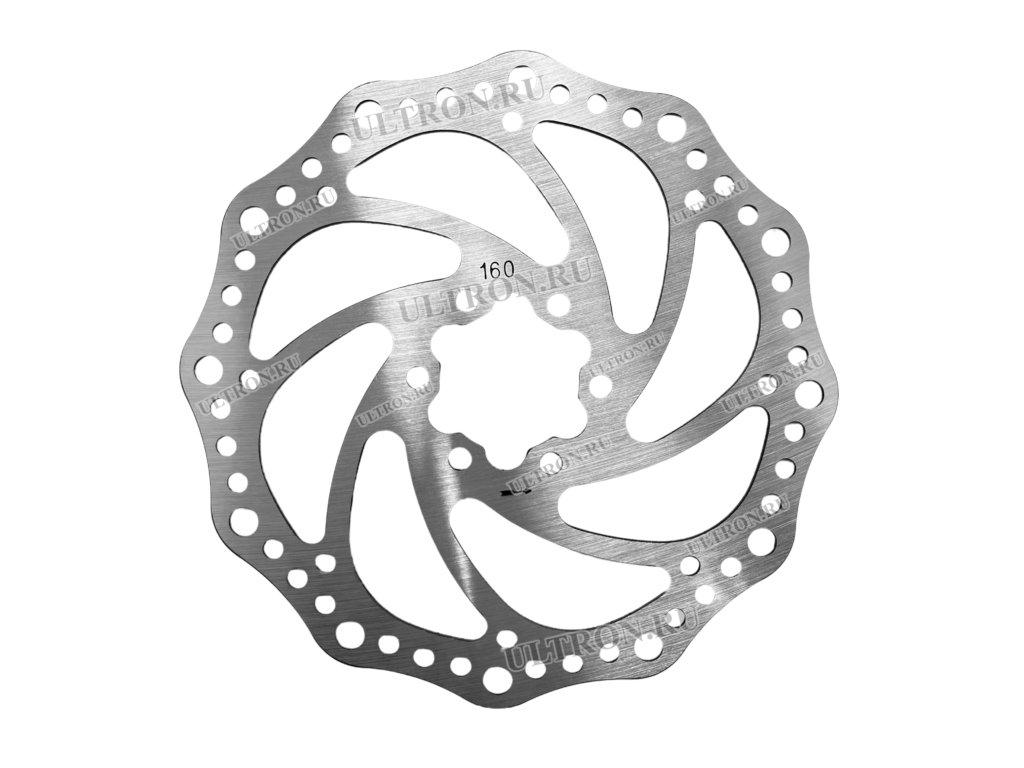 Тормозной диск 160 для T11, T108, T118, T128 (2020)