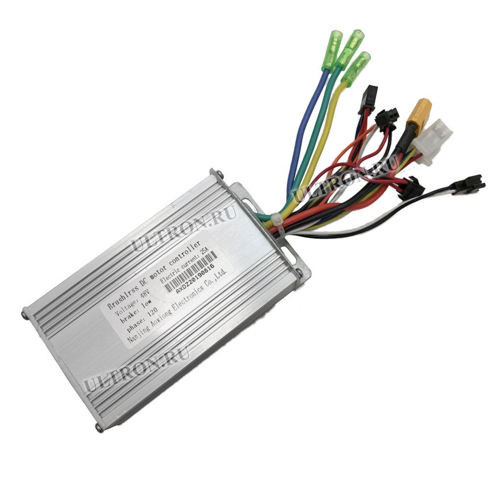 Контроллер 48V/25A для T103 (от 2020г.)